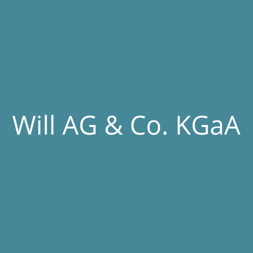 Will AG & Co. KGaA